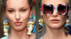 dolce-and-gabbana earrings!  LOVE!