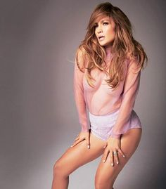 What I'm Into This Week! Jennifer Lopez for Marie Claire UK March 2014 I mean DAMN — FromCtoC