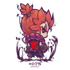 ArtStation - Akuma, Jr Pencil
