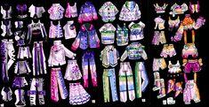 Anime Outfits, Fashion, Moda, La Mode, Fasion, Fashion Models, Trendy Fashion
