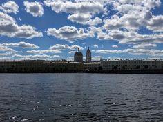 This June in St. Petersburg has been delightful! Rivers, New York Skyline, Sailing, June, Tours, Travel, Saints, Saint Petersburg, Russia