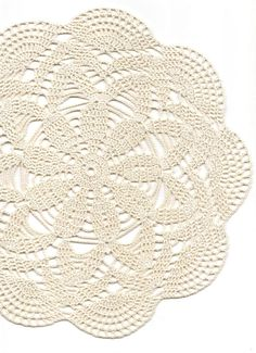 Crochet doily, lace doily, table decoration, crocheted place mat, center piece,doily tablecloth, weddings, napkin, cream, handmade doilies
