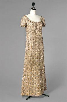 Jean PATOU Haute Couture par Michel GOMA, circa 1962