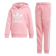 Urban Hairstyles For Women - Moda Girls Fashion Clothes, Teen Fashion Outfits, Sport Outfits, Kids Outfits, Ensemble Nike, Looks Adidas, Mode Adidas, Girls Tracksuit, Girls Sportswear