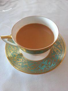 hong kong style milk tea