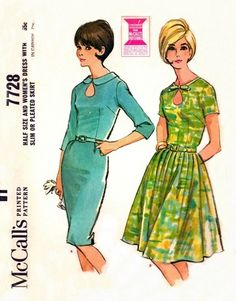 McCall's 7728 dated 1965