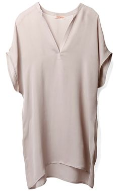 Such a versatile piece - works on its own as a dress or swimsuit coverup, or can be paired with shorts or skinny jeans