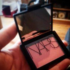 got my hands on the NARS blush, Orgasm. Nars, Sephora, Beauty Makeup, Blush, Make Up, Blusher Brush, Makeup, Blushes, Blush Dupes