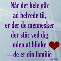 citater om familie og venner De 87 bedste billeder fra Citater om familie, kærlighed, venner og  citater om familie og venner
