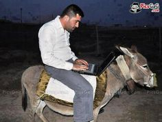 the easy rider Funny People Pictures, Best Funny Pictures, Funny Photos, Funny Facebook Cover, Wi Fi, Wallpaper For Facebook, Latest Jokes, Indian Funny, Used Laptops