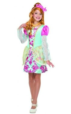 disfraz de ashlynn ella ever after high classic para nia
