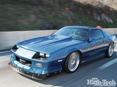 1987 Chevy Camaro - All-Purpose Performer