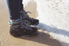 Keen Durand Mid WP hiking boots reviewed on thegirloutdoors.co.uk