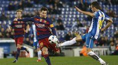Barcelona 2-0 Espanyol #copadelrey #soccer #result #football #score #match #day #messi #neymar #suarez