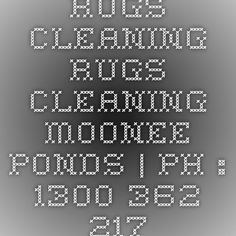 Rugs Cleaning Rugs Cleaning Moonee Ponds | Ph : 1300 362 217