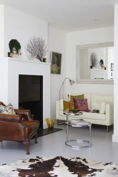 An Edwardian House Full of Quirky Art — Heart Home