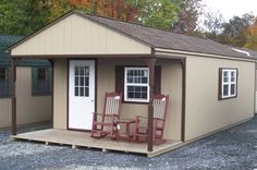 Cabins and Recreational | Pine Creek Structures