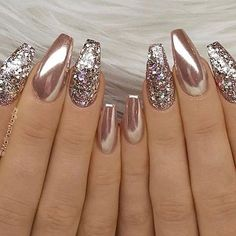 Nail Inspiration   Cute nails will always finish your look!!!  Visit us on our website www.foreignstrandz.com ❤️ 100% Virgin Human Hair