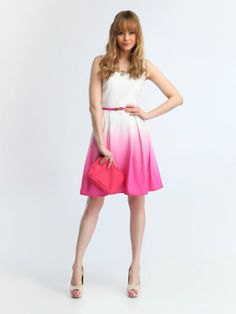 #sukienka #ombre #dress