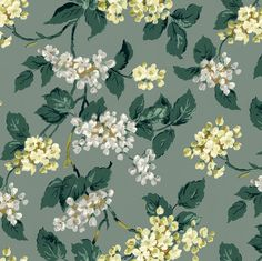 Primrose Palace | Custom vintage retro wallpaper