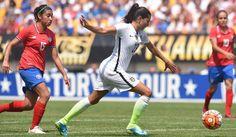 Women's Soccer – United States vs. Costa Rica http://www.sportsgambling4fun.com/blog/soccer/womens-soccer-united-states-vs-costa-rica/  #CostaRica #soccer #Ticas #USSoccer #USWomensNationalTeam #USWNT #womenssoccer
