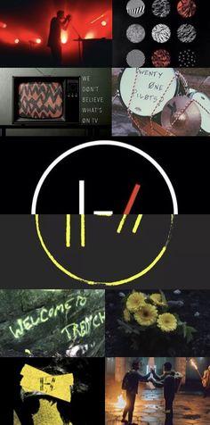 Music Bands Logo Twenty One Pilots Super Ideas Tyler Joseph, Tyler And Josh, Twenty One Pilots Art, Twenty One Pilots Wallpaper, Josh Dun, Twenty One Pilots Aesthetic, Music Lyrics Art, Les Beatles, Imagine Dragons