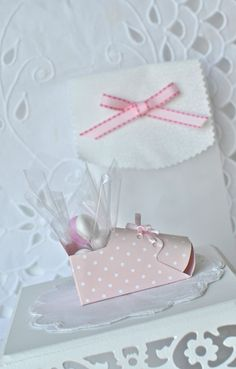 Baby Shower Favors   @bloomingtable.com