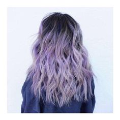 Balayage Dip Dye 8a Remy Ombre Balayage Human Hair Extensions Full... (330 BRL) ❤ liked on Polyvore featuring beauty products, haircare, bath & beauty, grey, hair care and hair extensions