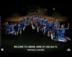 impossible is nothing- chelsea fc