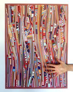 1000 ideas about paper mosaic on pinterest mosaic portrait mosaiques pinterest. Black Bedroom Furniture Sets. Home Design Ideas