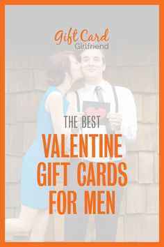 Not sure what gift card to give the guy in your life? Find these fun gift card ideas for men including some stereotypical male gift ideas and a few less likely gift cards as well. Gift Cards For Men, Best Gift Cards, Best Gifts, Best Valentine Gift, Valentines, True Gift, Cool Things To Buy, Good Things, Card Ideas