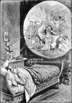 """""""Telefonoscope"""" by Camille Flammarion"""