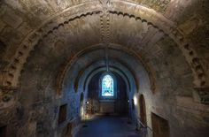 The Crypt at Rosslyn Chapel by Vic Sharp, via Flickr