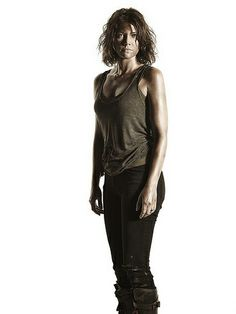 Maggy. She is an amazing character. She's a tough girl with a good heart, I think she keeps Glen on the right road.