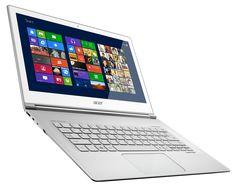 Computex 2012: Acer Aspire S7 de 11 y 13 pulgadas, ultrabooks con Windows 8 que se convierten en tablets