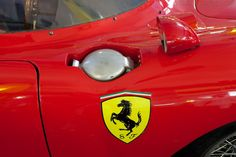 Ferrari 330 P (Chassis 0818 - Maranello Rosso) High Resolution Image