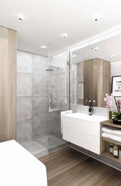 Bathroom Design Ideas for Small Spaces . Beautiful Bathroom Design Ideas for Small Spaces . Nice Bathroom Designs for Small Spaces Inspirational Awesome Small Shower Room, Small Bathroom Layout, Gray Bathroom Decor, Tiny House Bathroom, Bathroom Furniture, Bathroom Ideas, Restroom Ideas, White Bathroom, Bathroom Wall
