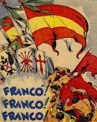 carteles de la guerra civil española bando nacional - Buscar con Google