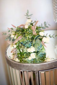 Romantic hydrangea &