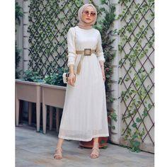 Muslim Fashion, Hijab Fashion, Fashion Outfits, Ootd Hijab, Hijab Outfit, Workwear Fashion, Cute Fashion, Diy Clothes, Work Wear