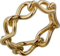Maillon Infini de Cartier ring