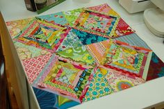 String/HSTs quilt.