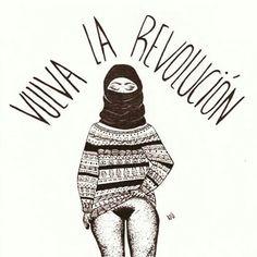 Vulva la revolución! #feminismo #feminist #vulva