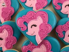My Little Pony cookies