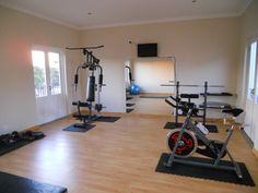 Woodhill Lavender French Villa Gym