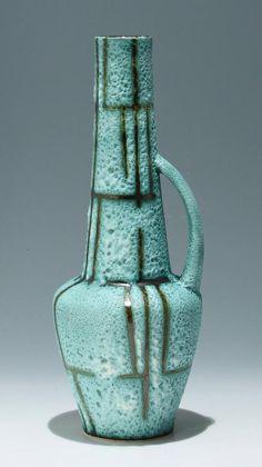 Scheurich Lava Keramik Vase 278-35      #17359    eBay