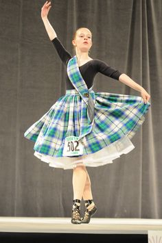 highland dancing costumes - Google Search