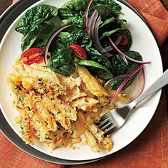 Dinner Tonight: Pasta | Baked Mac and Cheese | CookingLight.com
