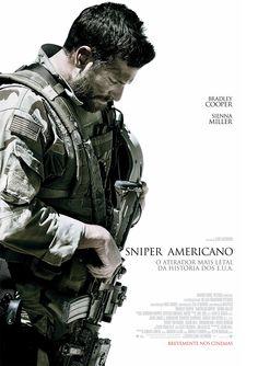 Sniper Americano ► Exibido em Janeiro de 2015 no @ Cinema