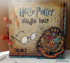 Harry Potter Studio Tour [Harry Potter Mini Album] - Scrapbook.com